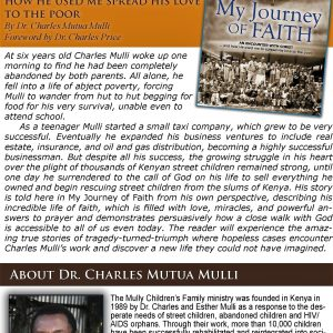 My Journey to Faith